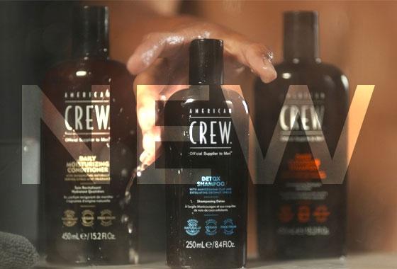 american-crew-новинки