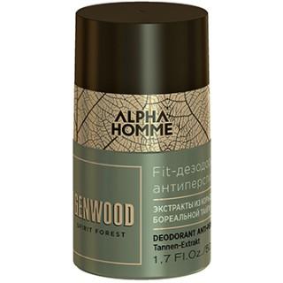 Дезодорант-антиперспитант для мужчин Estel Alpha Homme Genwood купить в Украине - интернет-магазин Luxmarafet.com
